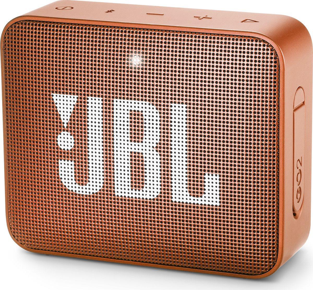 Беспроводная колонка JBL Go 2, Orange цена
