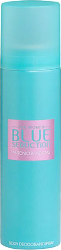 Antonio Banderas Blue Seduction Woman Дезодорант спрей, 150 мл