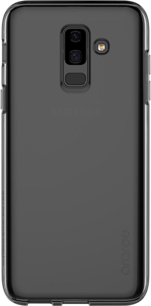 Чехол-накладка Araree для Samsung Galaxy A6+ (2018), GP-A605KDCPAIB, черный