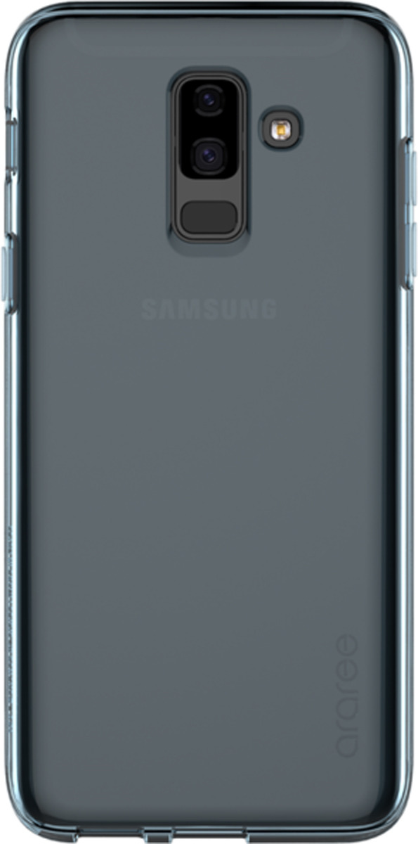 Чехол-накладка Araree для Samsung Galaxy A6+ (2018), GP-A605KDCPAIC, синий