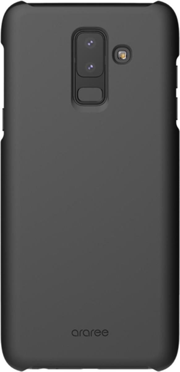 Чехол-накладка Araree для Samsung Galaxy A6+ (2018), GP-A605KDCPBIA, черный