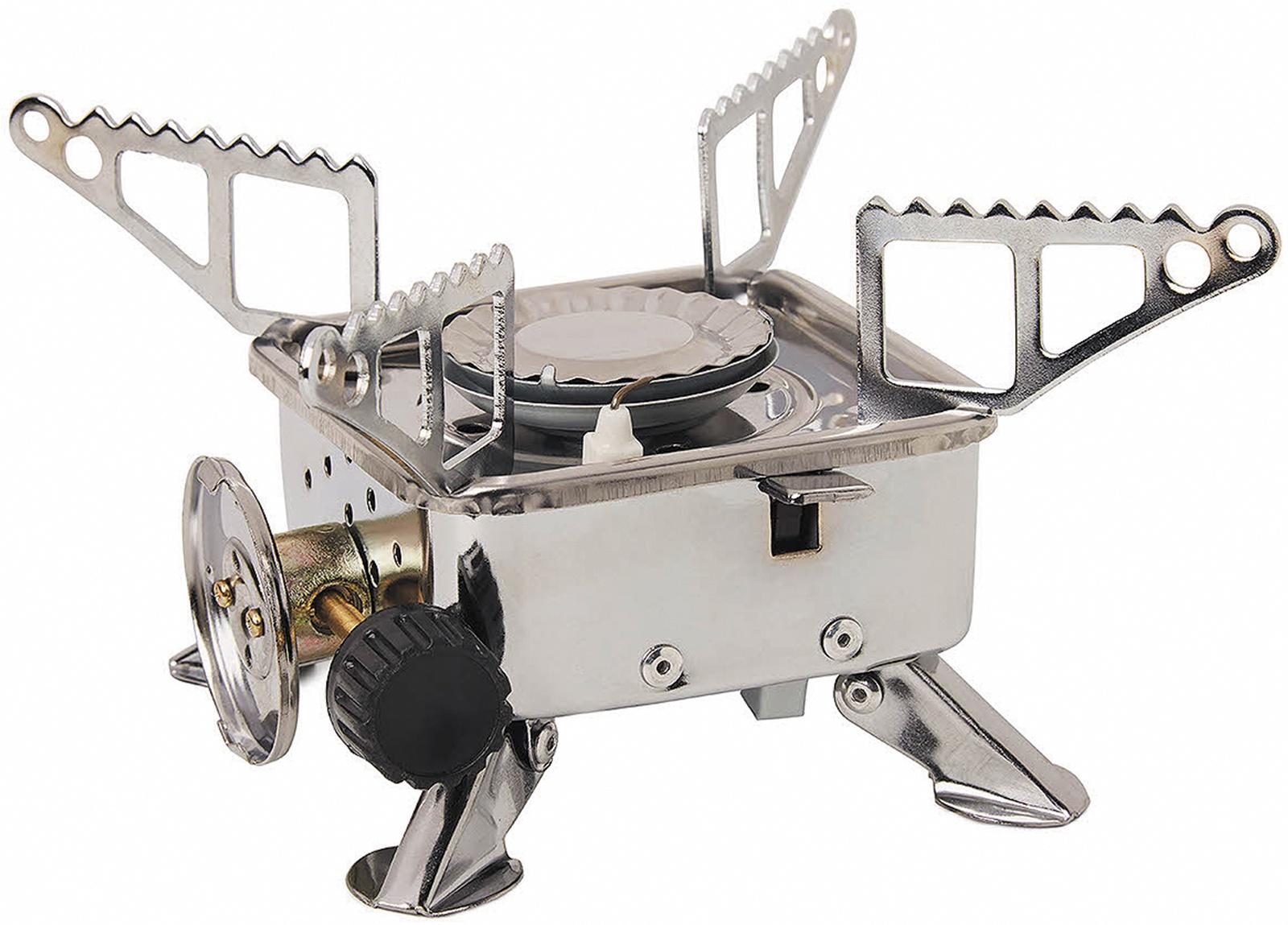 Плита газовая портативная Krab (TM-300)