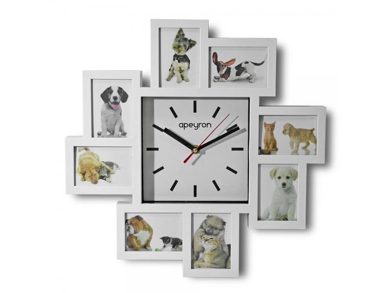 Настенные часы APEYRON electrics RF 0274, белый все цены