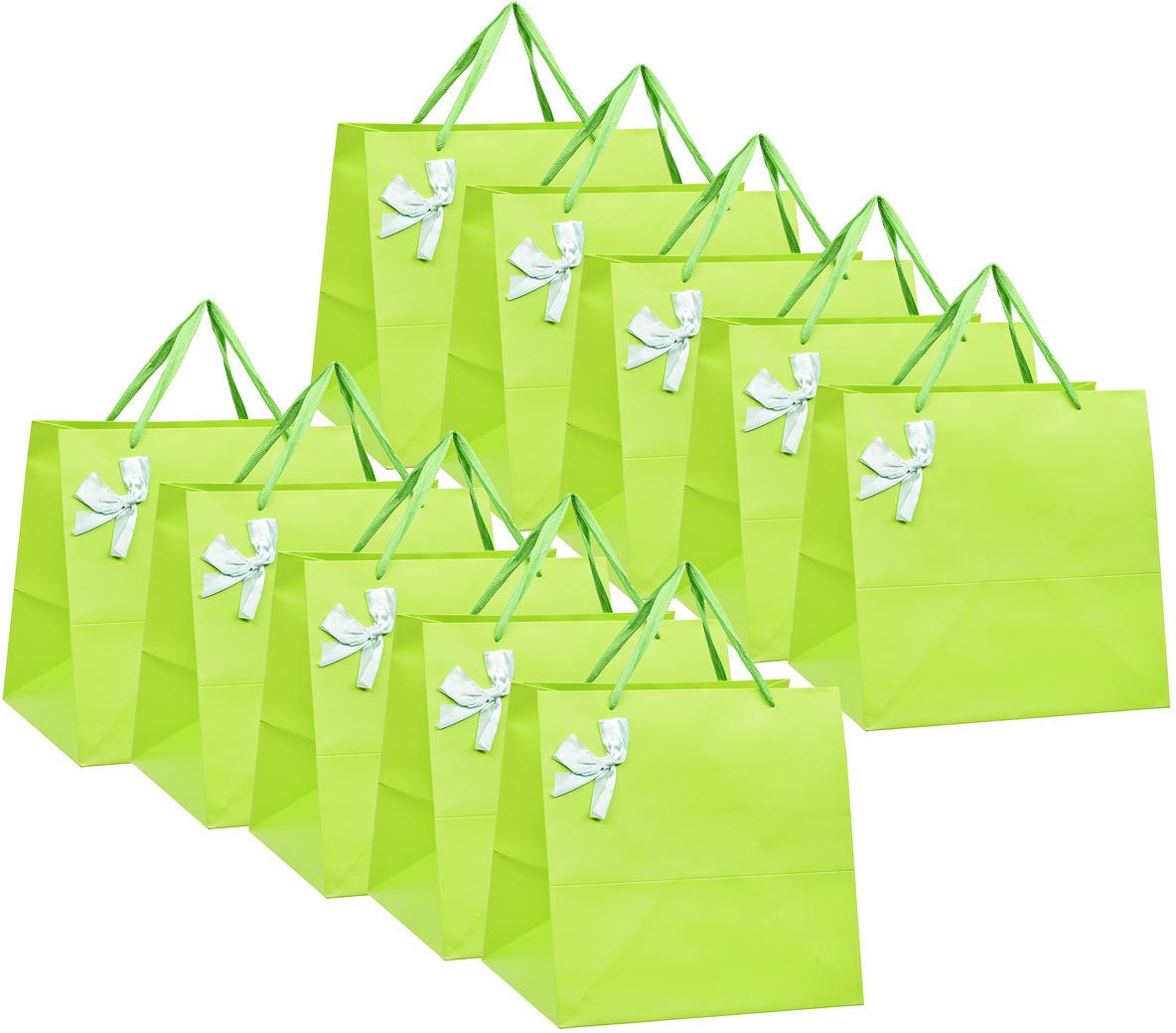 Пакеты бумажные Lefard, 521-091, 30 х 30 х 25 см, 10 шт