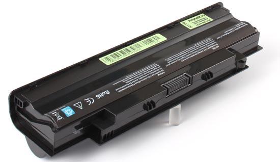 Аккумуляторная батарея AnyBatt, 11-1205, 6600 мАч ноутбуки inspiron
