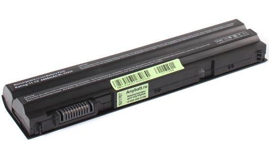Аккумуляторная батарея AnyBatt, 11-1298, 4400 мАч dell latitude e6320 e6330 e6420 e6430 e6430 atg e6430s e6520 e6530 cd dvd burner writer rom player drive