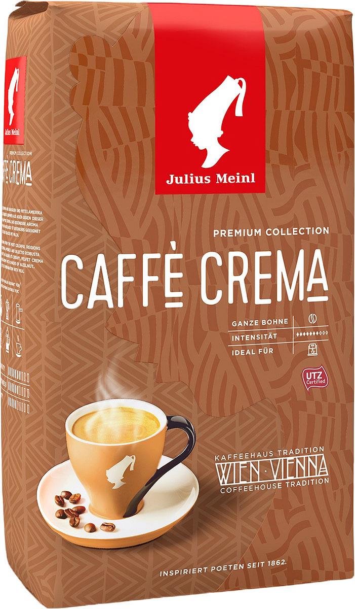 Кофе в зернах Julius Meinl Кафе крема Премиум коллекция, 1 кг meinl nino8
