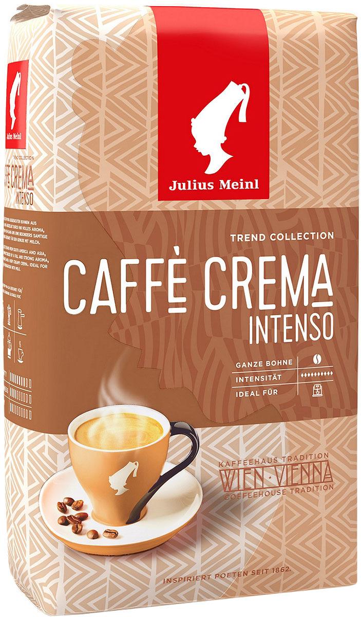Кофе в зернах Julius Meinl Кафе крема интенсо Тренд коллекция, 1 кг meinl mc pts 12 x 12