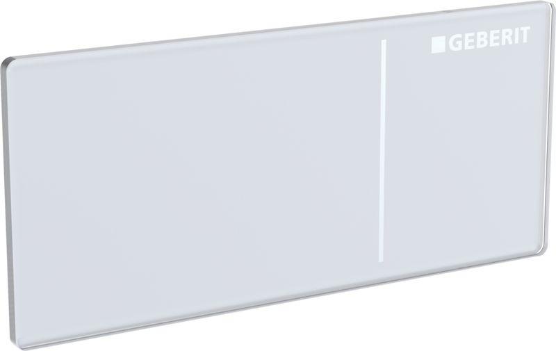Клавиша смыва дистанционная Geberit Sigma 70, для бачков Sigma 8 см, 115.635.FW.1, стальной кнопка смыва geberit sigma 70 115 635 fw 1