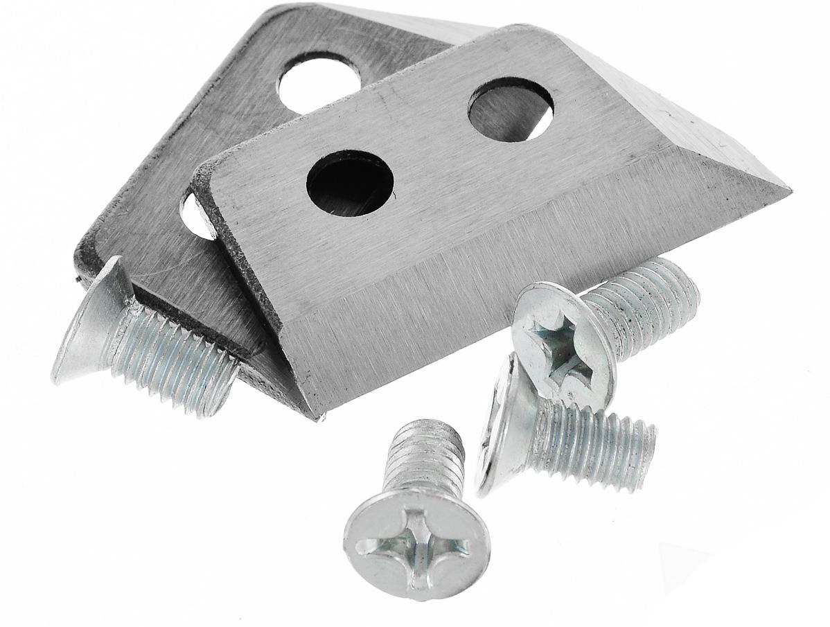 Ножи ТОНАР для ледобура ЛР-80, 009250, 2 шт комплект крепежа ледобура тонар 0017352