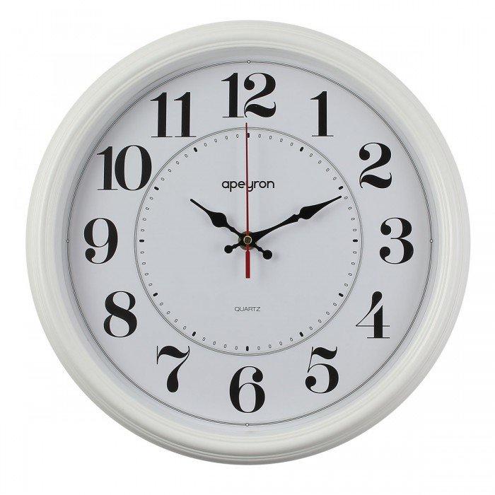 Настенные часы APEYRON electrics PL 12.2, белый