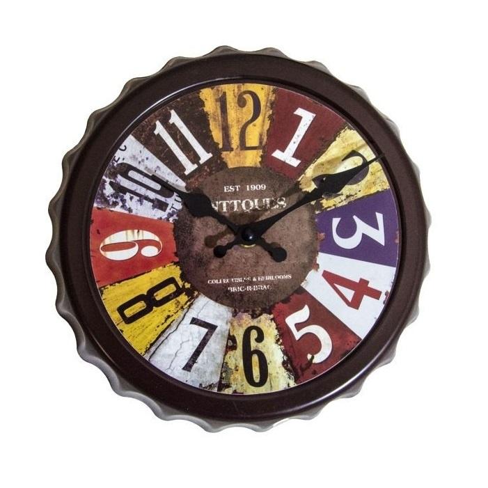 ЧАСЫ НАСТЕННЫЕ APEYRON PL 1708 234, цвет: коричневыйPL 1708 234Настенные часы не только будут радовать вас точностью времени, но и являться прекрасным акцентным элементом декора в дизайне вашего помещения (квартира, офис и т.д.). Размер 25 х 25 х 6 см. Корпус пластик. Бесшумный плавный механизм. Открытый циферблат. Питание 1 х АА (в комплект не входит).