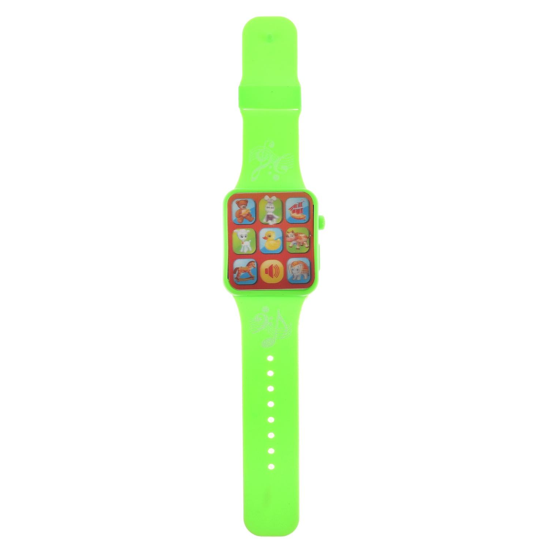 Развивающая игрушка Умка B1388255-R4 интерактивная игрушка умка музыкальные часы песни на стихи а барто от 1 года