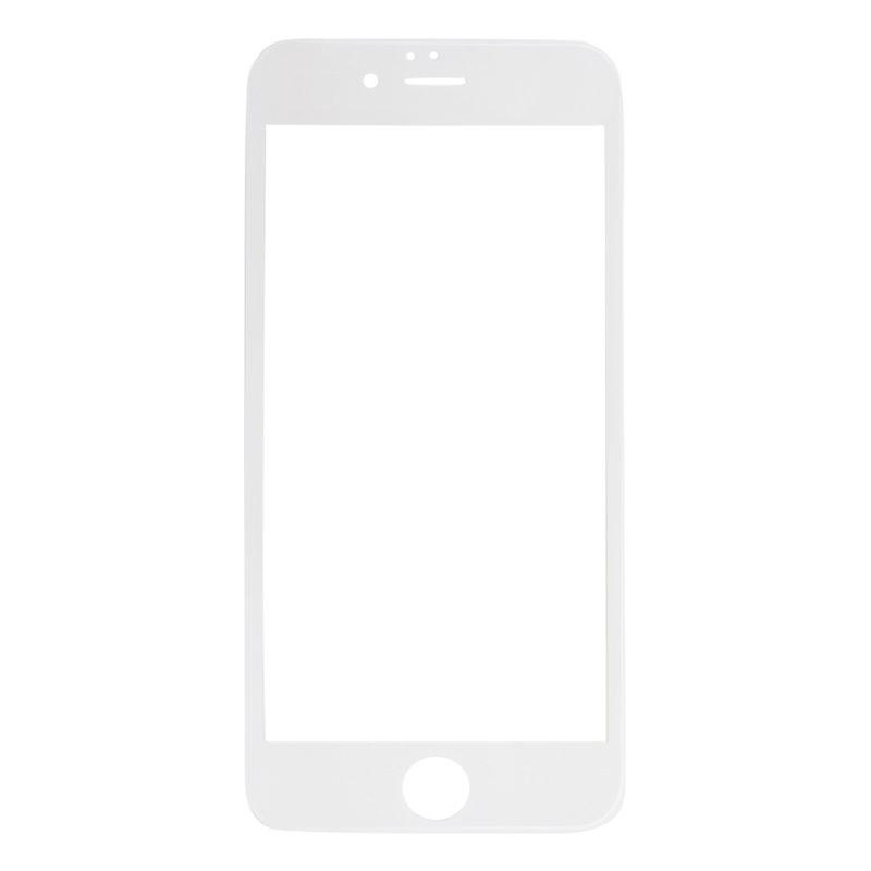 Защитное стекло REMAX Four Beasts Tempered Glass для iPhone 6/6S с рамкой, 0L-00036424, белый