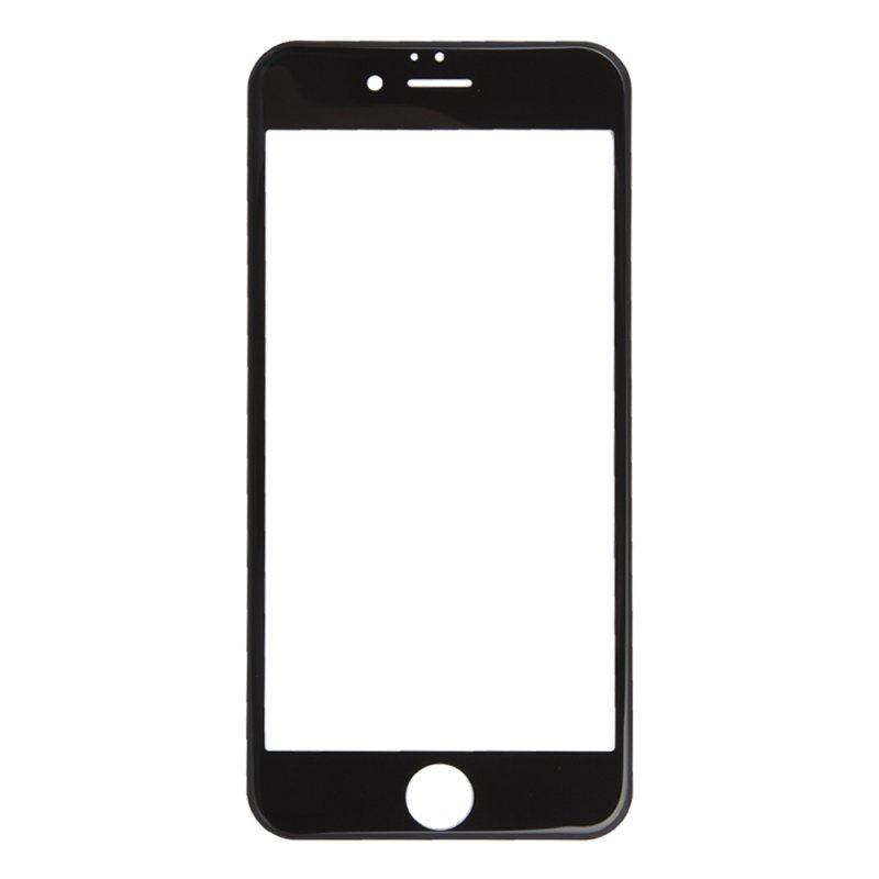 Защитное стекло REMAX Four Beasts Tempered Glass для iPhone 6/6S с рамкой, 0L-00036423, черный