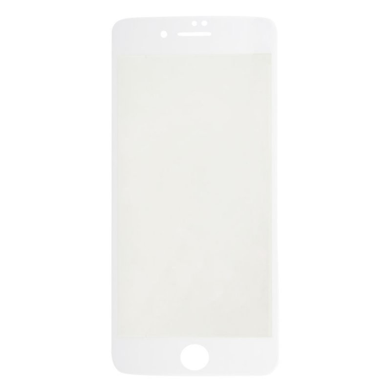 Защитное стекло REMAX Gener Anti Blue-ray 3D Glass для iPhone 7 Plus с рамкой, 0L-00034630, белый