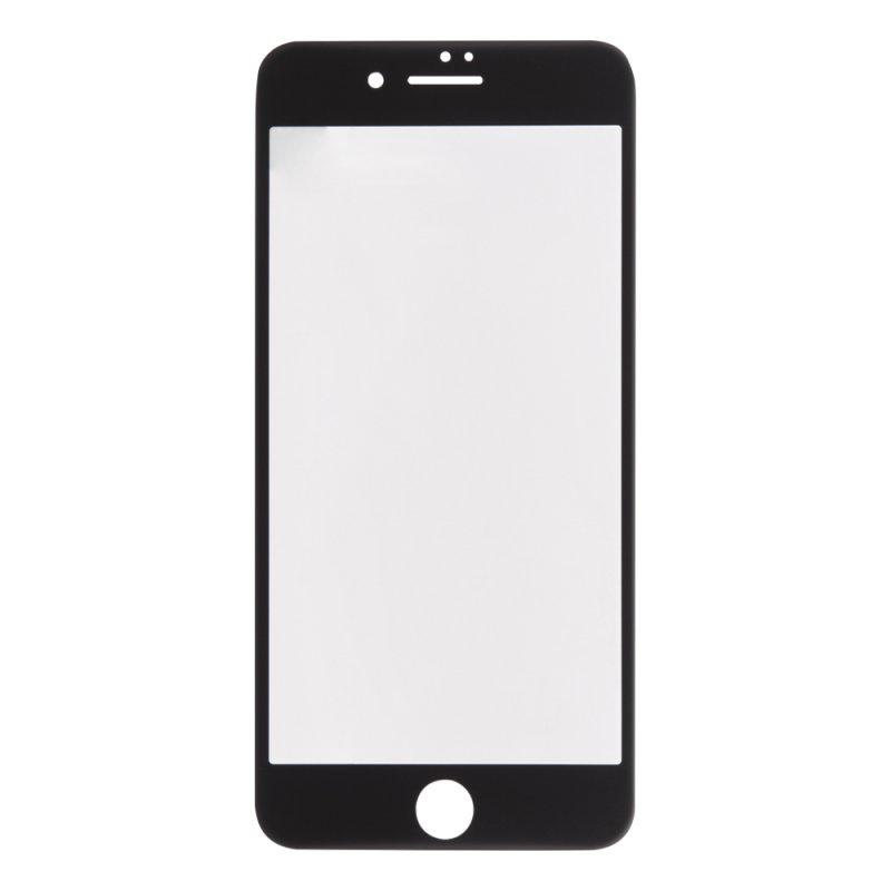 Защитное стекло WK Armor Series Frosted PET 3D Curved Edge для iPhone 7 Plus с рамкой, 0L-00034839, черный защитное стекло wk для iphone 7 8 wk kingkong series 5d full cover curved edge tempered glass 0l 00039527 белый