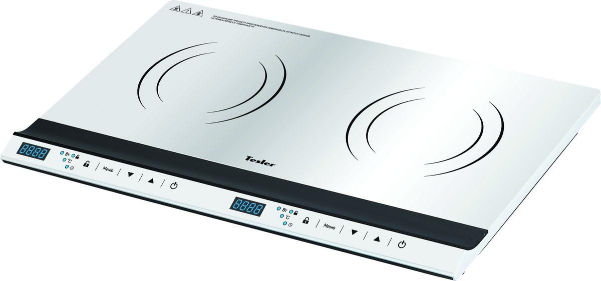 Плитка индукционная Tesler PI-26, белый