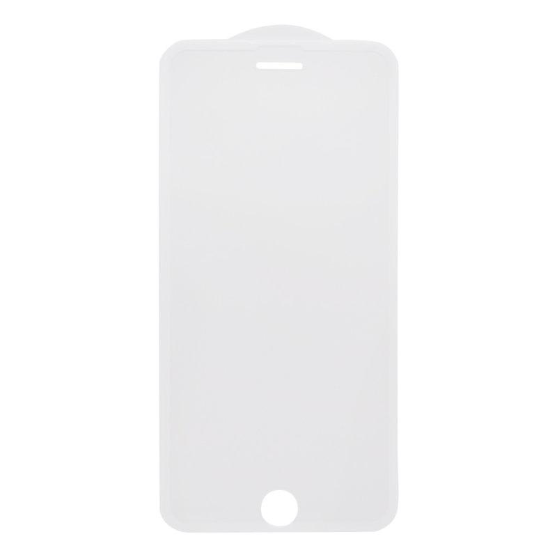 """Защитное стекло """"LP"""" для iPhone 8 Plus/7 Plus/6s Plus/6 Plus 5D c тонкой рамкой с рамкой 0,33 мм"""