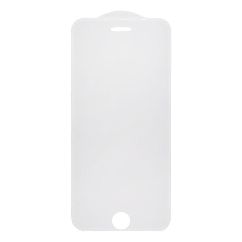 """Защитное стекло """"LP"""" для iPhone 8/7/6s/6 совместимое 5D c тонкой рамкой с рамкой 0,33 мм, 9H ("""