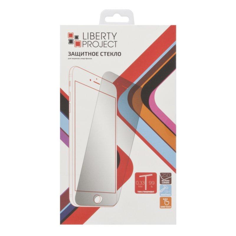 """Защитное стекло """"LP"""" для Nokia 6 Tempered Glass 0,33 мм, 9H (ударопрочное)"""