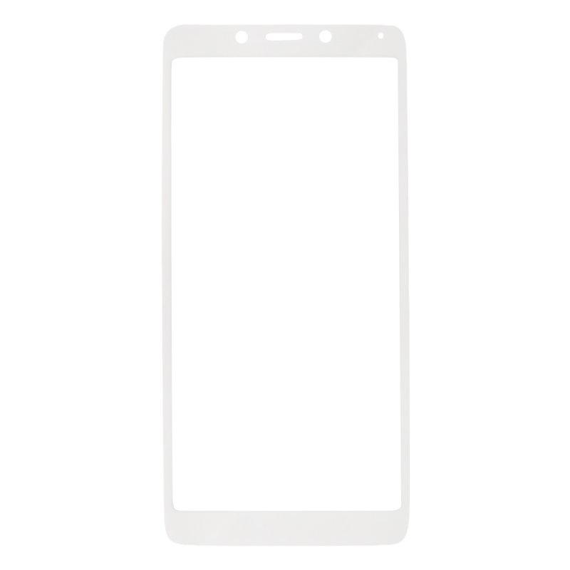 Защитное стекло LIBERTY PROJECT с рамкой LP для XiaomiRedmi 6 Tempered Glass 0.33 мм 9H, 0L-00039299, белый liberty project tempered glass защитное стекло для alcatel onetouch idol 4s 6070k 0 33 мм