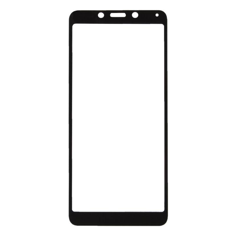 Защитное стекло LIBERTY PROJECT с рамкой LP для XiaomiRedmi 6 Tempered Glass 0.33 мм 9H, 0L-00039298, черный liberty project tempered glass защитное стекло для alcatel onetouch idol 4s 6070k 0 33 мм