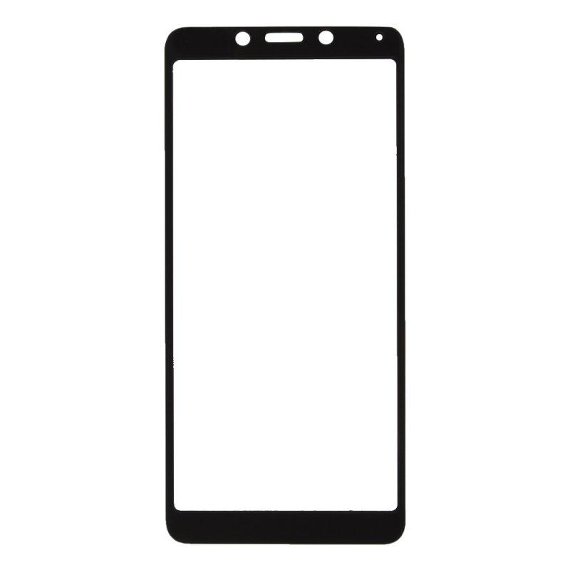 Защитное стекло LIBERTY PROJECT с рамкой LP для XiaomiRedmi 6A Tempered Glass 0.33 мм 9H, 0L-00039301, черный liberty project tempered glass защитное стекло для alcatel onetouch idol 4s 6070k 0 33 мм