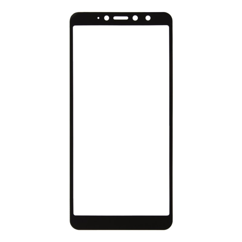 Защитное стекло LIBERTY PROJECT с рамкой LP для Xiaomi Redmi S2 Tempered Glass 0.33 мм 9H, 0L-00039260, черный
