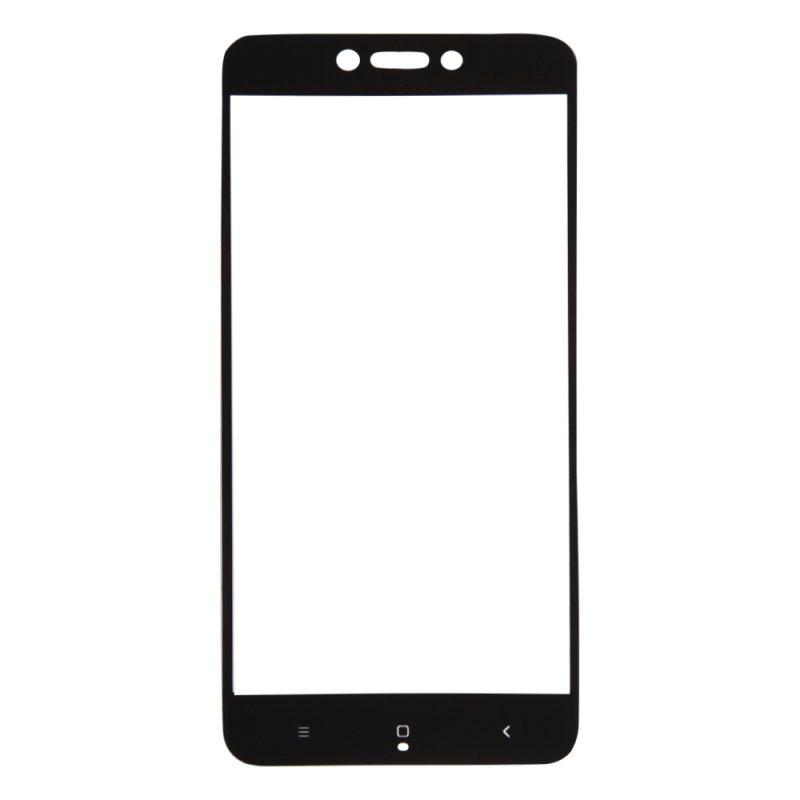 Защитное стекло LIBERTY PROJECT с рамкой LP для Xiaomi Mi Redmi 4X Tempered Glass 0.33 мм 9H, 0L-00034414, черный liberty project tempered glass защитное стекло для alcatel onetouch idol 4s 6070k 0 33 мм