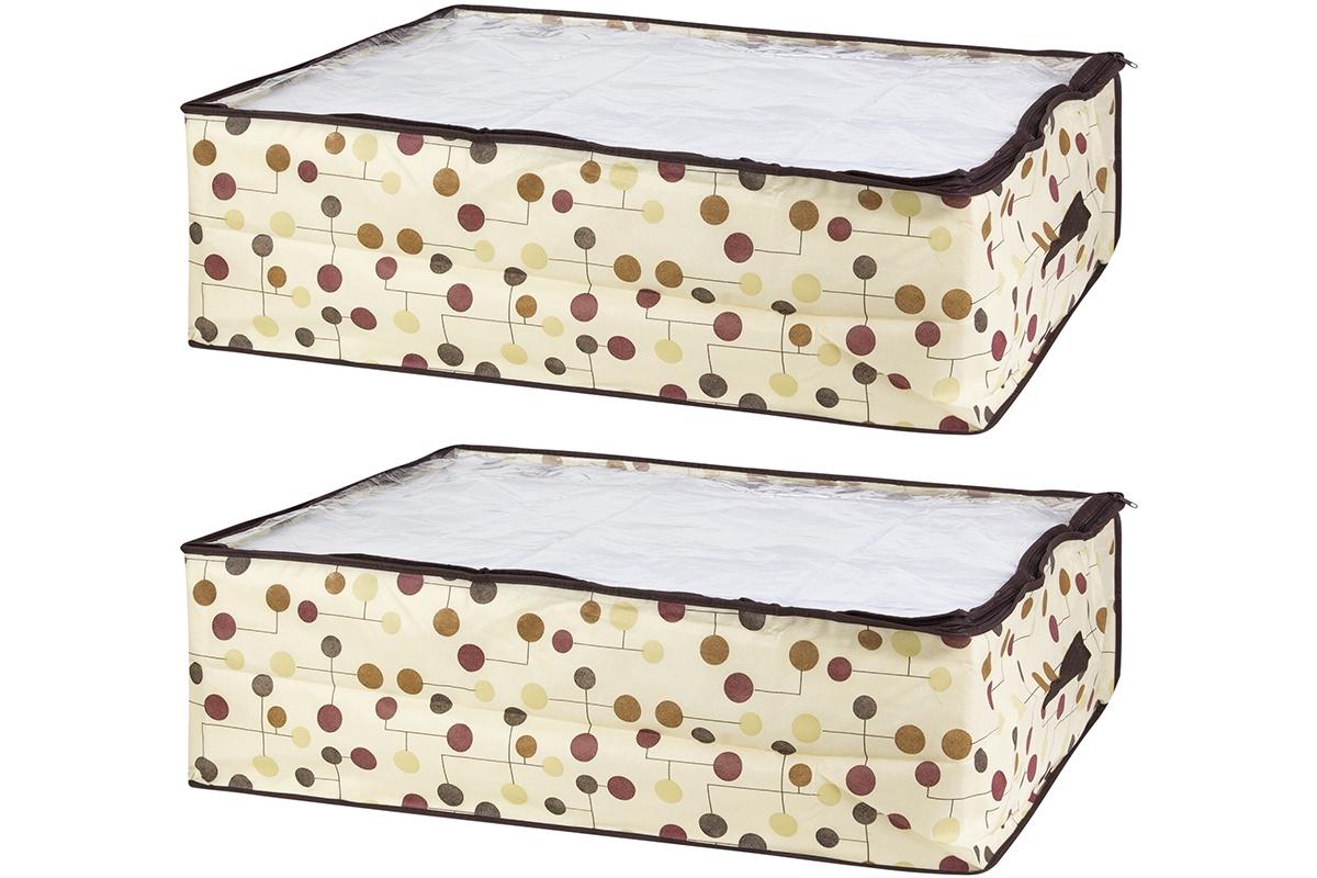 Кофр для хранения одеял и пледов EL Casa