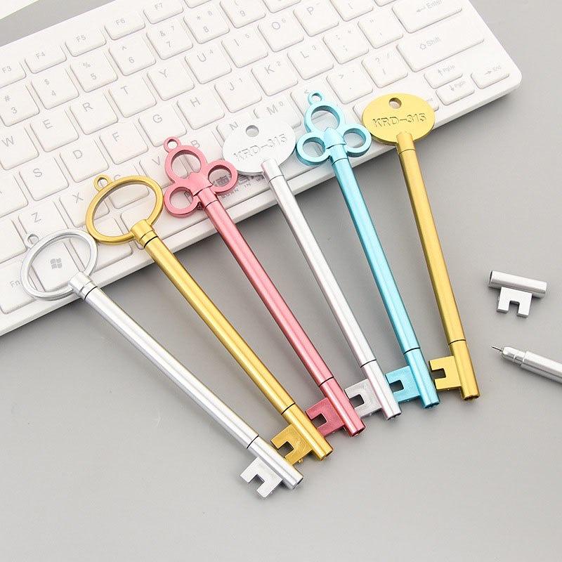 Набор ручек Fidget Go Ключи, 12 шт. в наборе, розовый, синий, желтый, белый тендерайзер fidget go цвет белый