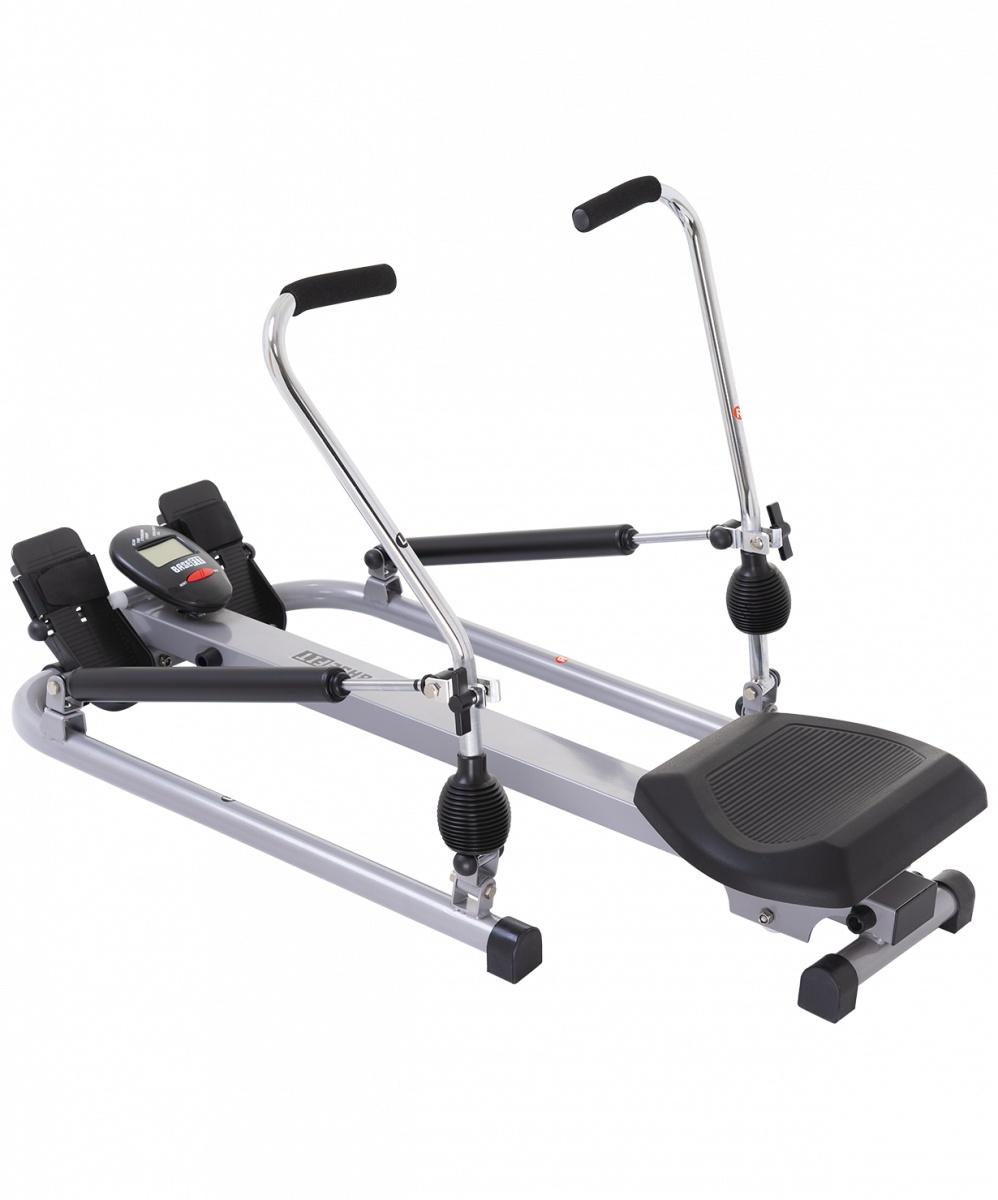 цена на Гребной тренажер Basefit Rower, УТ-00013122