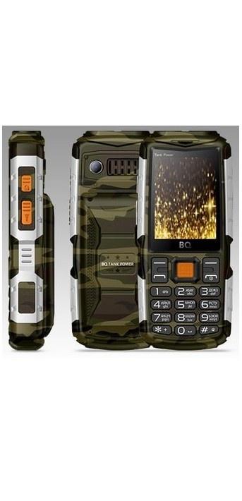 Мобильный телефон BQ BQM-2430 TANK POWER, 134565700754 стоимость