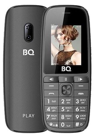 Мобильный телефон BQ BQM-1841 Play, 134565702094 мобильный телефон bq 2429 touch черный 2 4 32 мб bluetooth