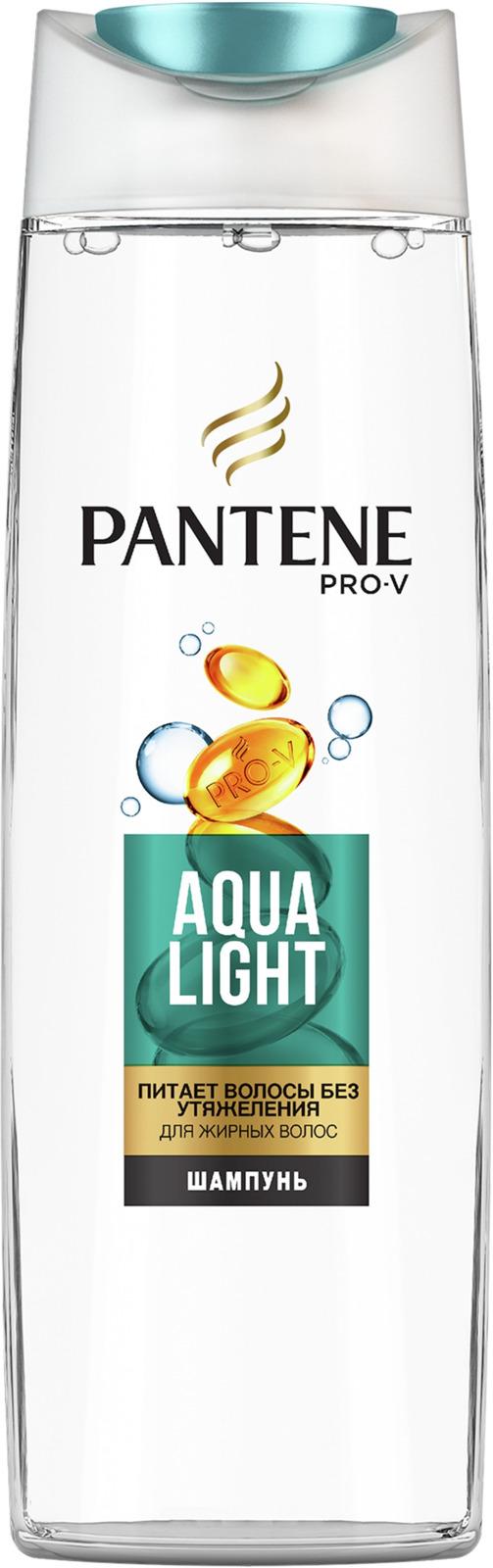Шампунь Pantene Pro-V Aqua Light, для тонких, склонных к жирности волос, 250 мл цена