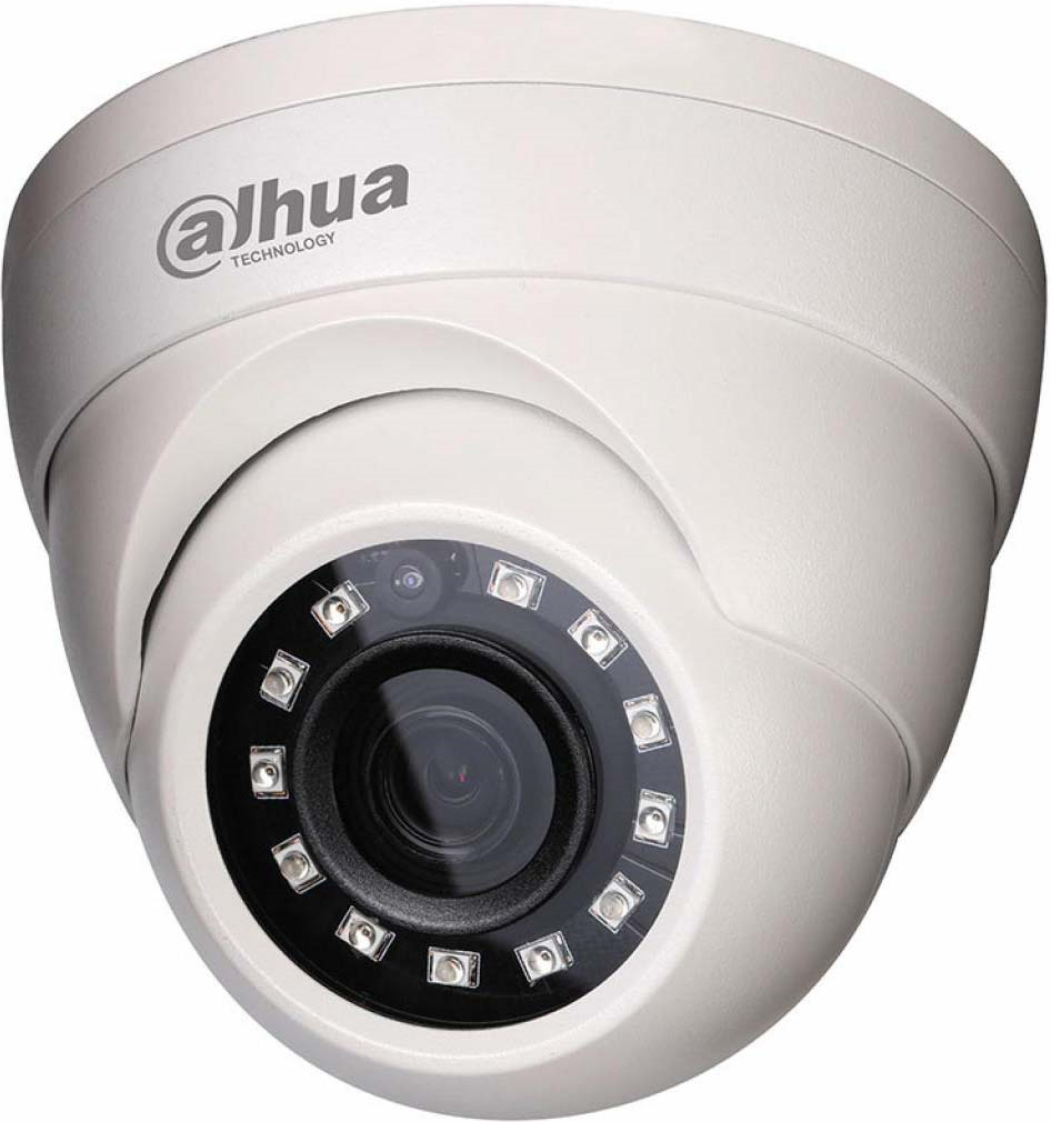 Видеокамера Dahua DH-HAC-HDW1200MP-0360B-S3