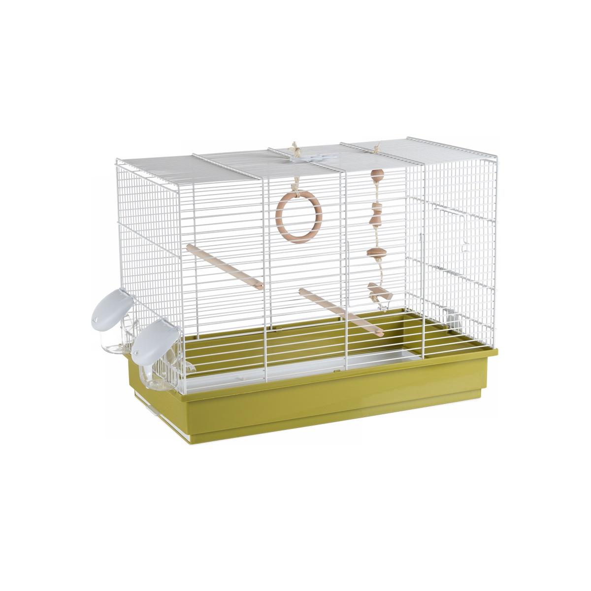 "Клетка для мелких птиц Voltrega (Испания) ""611"", 50.5х28х37.5см"