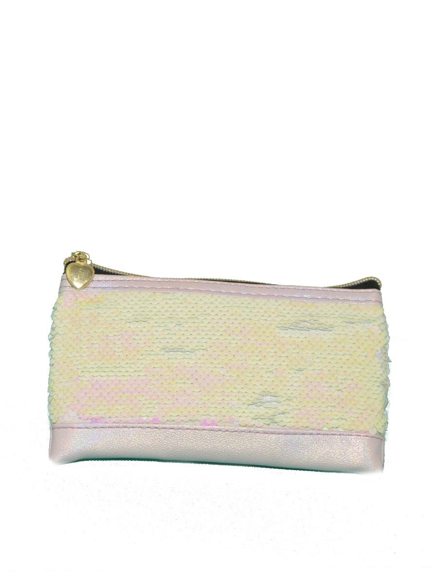 Пенал-косметичка Union 010, светло-розовый, перламутровый hotner диван union 230x279