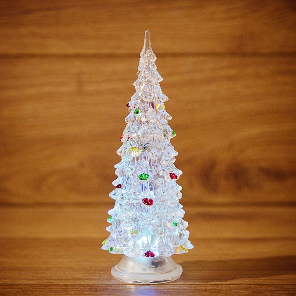 Фигура Neon-Night Елочка, светодиодная, 20 см декоративная елочка счастливых пожеланий 20 см 728378