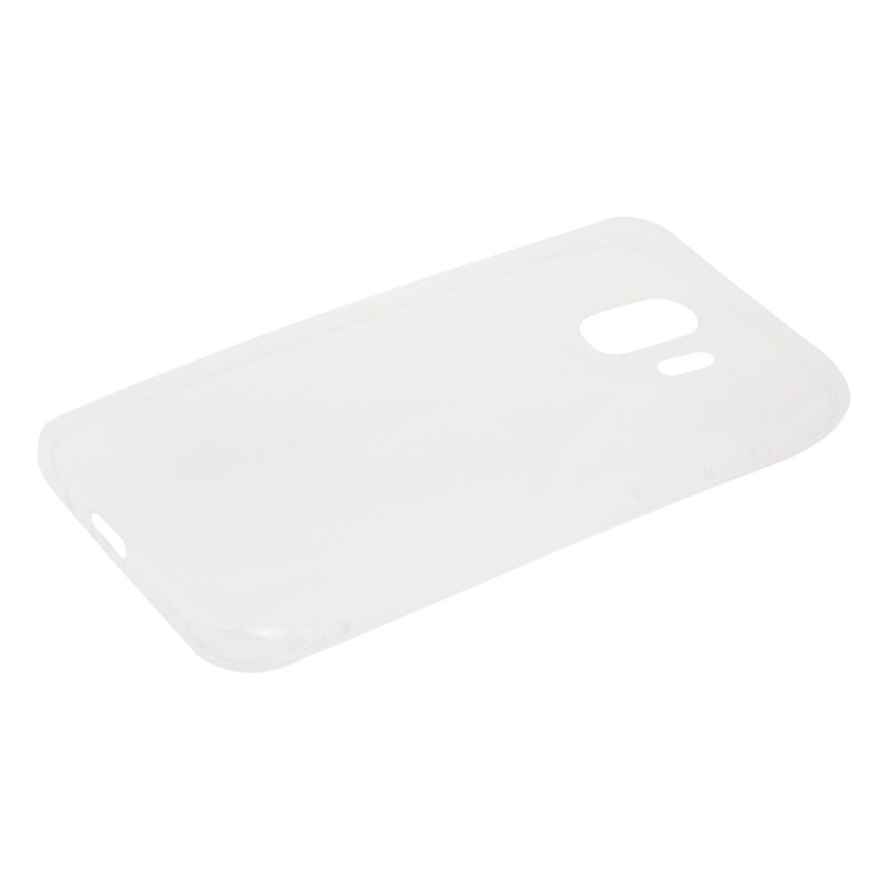Чехол Liberty Project для Samsung Galaxy J2 2018 (SM-J250FZKDSER) TPU, 0L-00039126, прозрачный мобильный телефон samsung sm a3009 a3 4g
