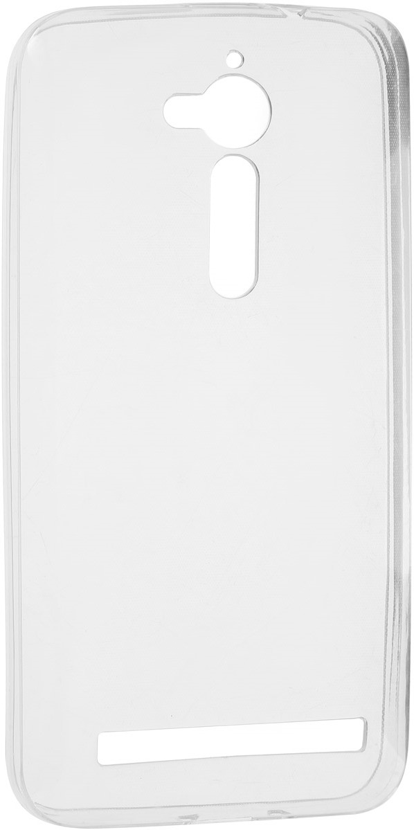купить Red Line iBox Crystal чехол для Asus ZenFone Go ZB500KL, Transparent по цене 167 рублей