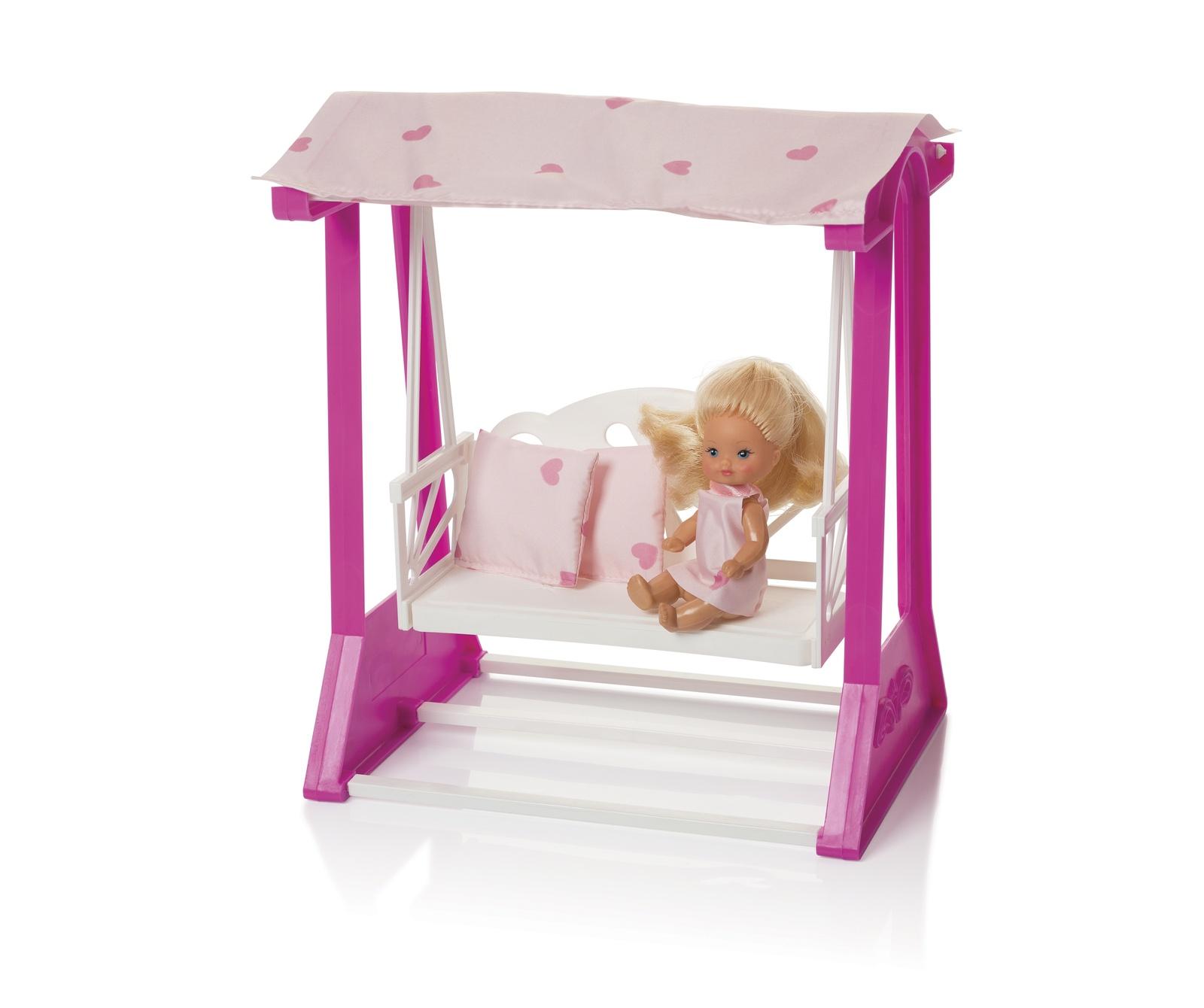 все цены на Мебель для кукол Огонек
