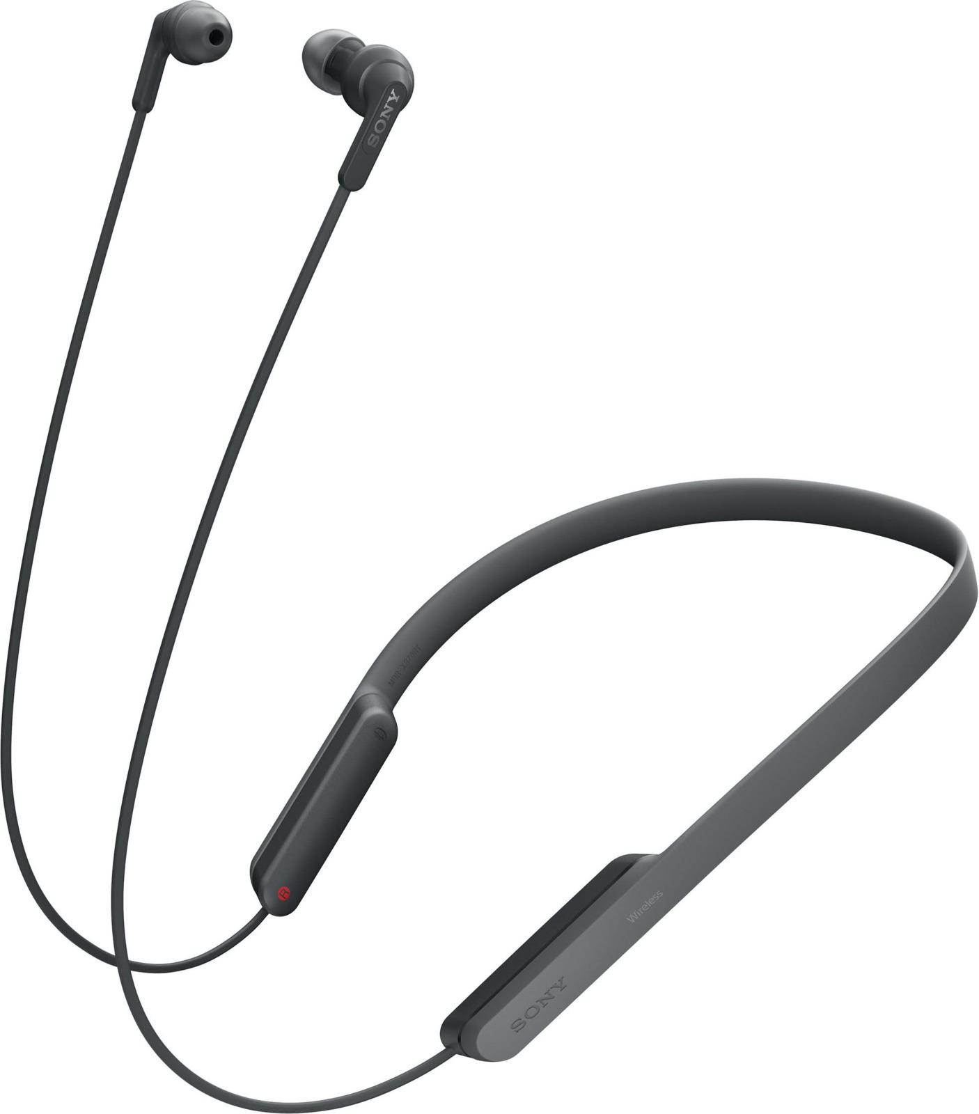 цена на Беспроводные наушники Sony Extra Bass MDR-XB70BT, цвет черный