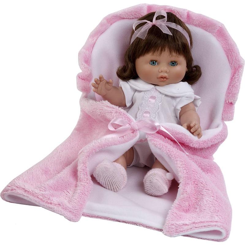 Кукла Munecas Berbesa BABY CHUSIN кукла berbesa виниловая 42см пупс новорожденный 5110