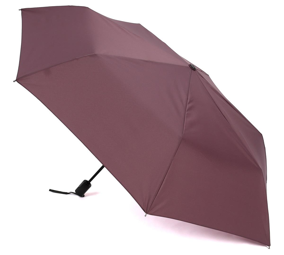 Зонт Три слона 365-D, бордовый