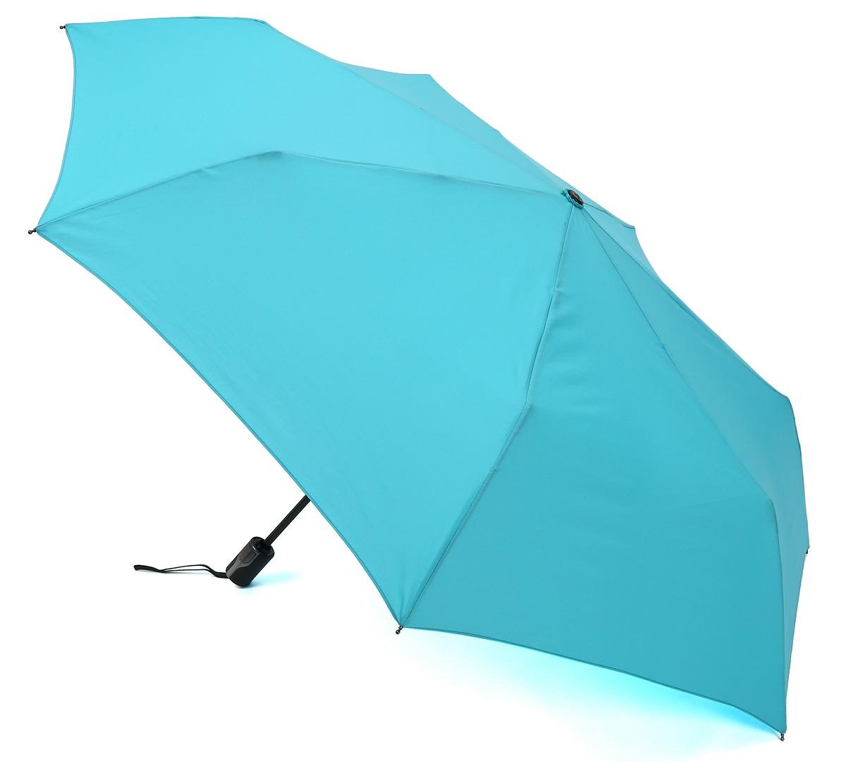 Зонт Три слона 365-D, бирюзовый
