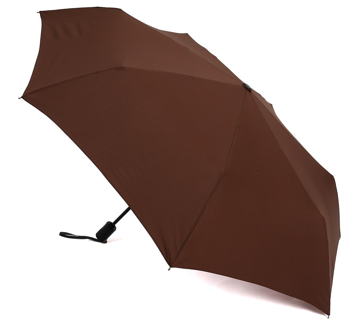 Зонт Три слона 365-D, темно-коричневый