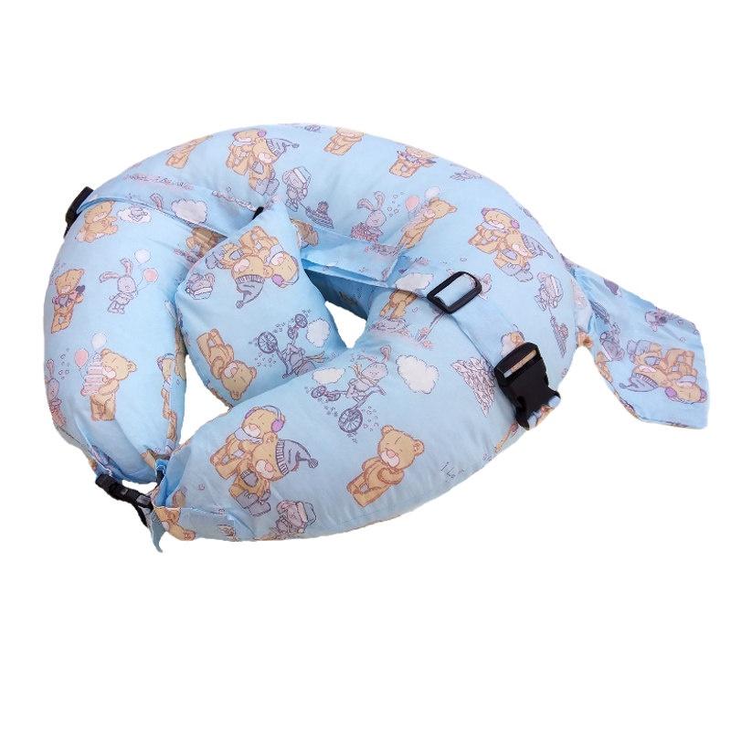 Подушка для кормящих и беременных Петербургский Уют Подушка для кормления UNIX41Универсальная подушка для кормления и отдыха, оснащенная ремнями и удобными фиксирующими механизмами, а так же кармашком для бутылочки.Мягкий гипоаллергенный наполнитель Comforel Premium прекрасно держит форму и дает необходимую мягкость.