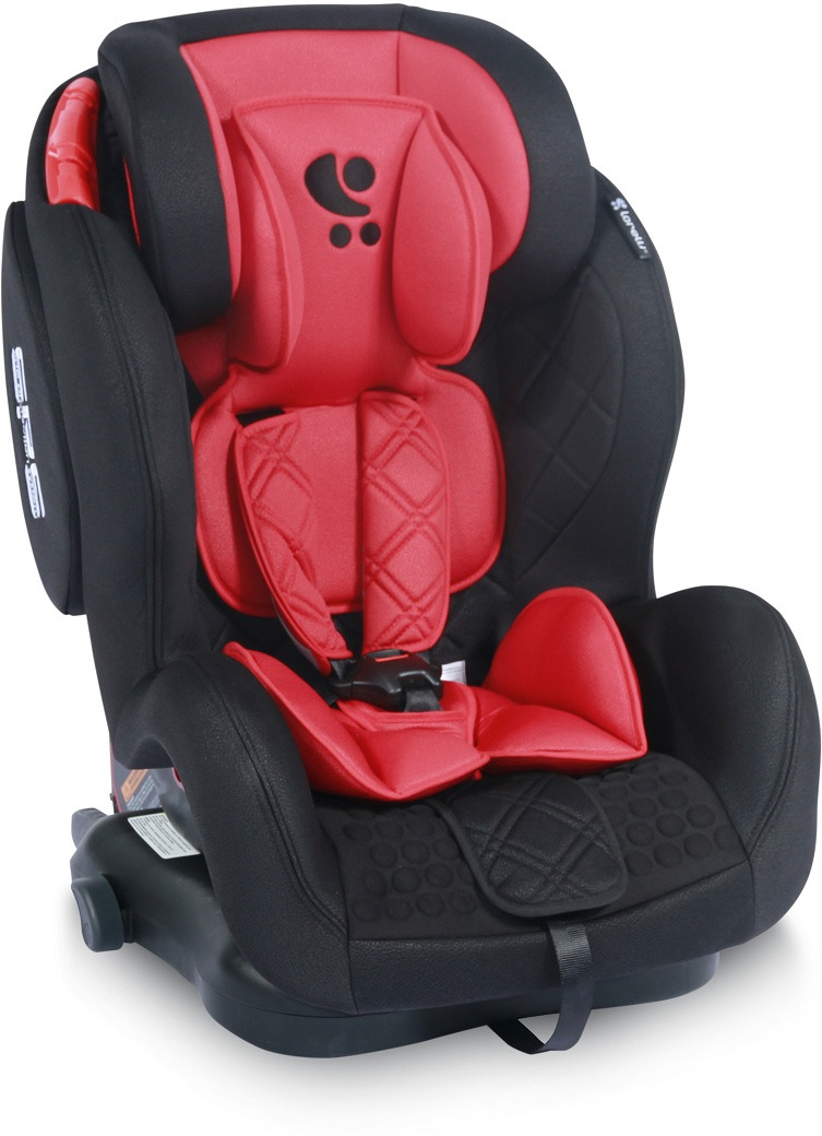 Lorelli Автокресло BH12312i Titan SPS Isofix 9-36 кг цвет черный красный автокресло sweet baby gran turismo sps isofix цвет серый черный от 9 до 36 кг